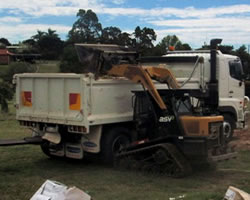 Earthmoving Equipment hire Brisbane